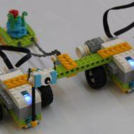 Соревнование по LEGO WeDo 2.0