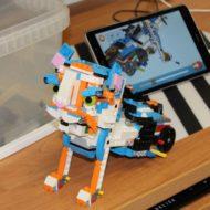 Соревнование по LEGO Boost